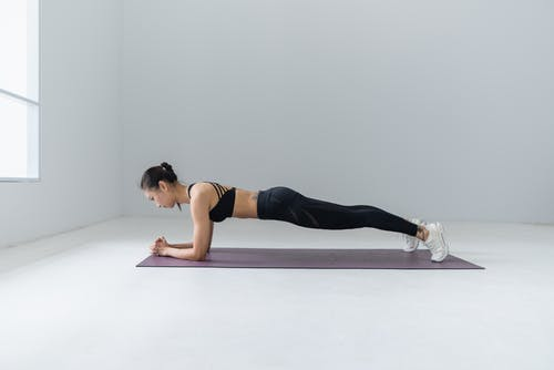 Thuis-fitness-plank